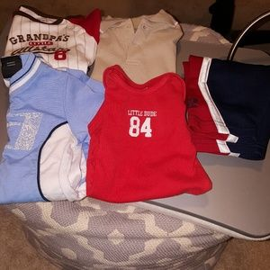 Other - 5 piece bundle 6-9 mo boys 